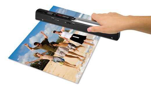 ION Audio Copy Cat Handheld Document Scanner