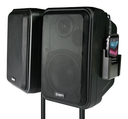 Ion Audio Center Stage Portable Sound System
