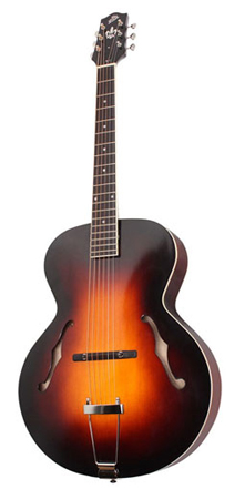 The Loar LH600 Archtop Acoustic Guitar With Case