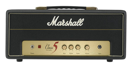 Marshall Class 5 Guitar Amplifier Head