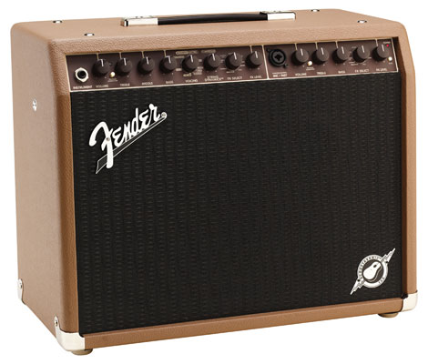 Fender Acoustasonic 100 Acoustic Guitar Amplifier