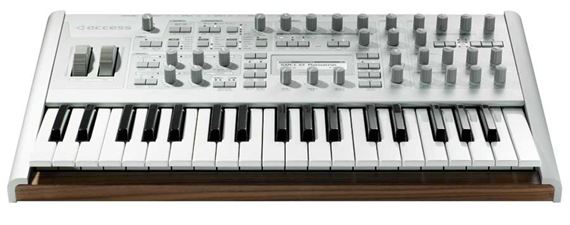 Access Virus TI2 Polar Keyboard Synthesizer