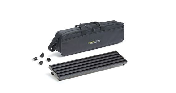 Aclam Guitars Smart Track S1 Pedalboard with Soft Case