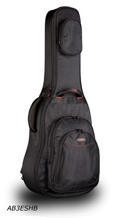 Access AB3ESHB Stage Three ES Electric Guitar Hard Bag