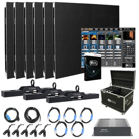 ADJ AV6X Video Panel System 3 by 2