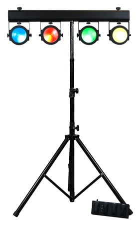 ADJ Dotz TPar System Stage Lights