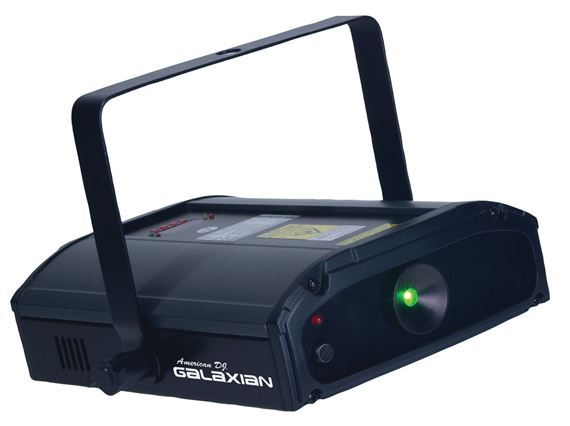ADJ Galaxian Multi Beam Laser Effect Light