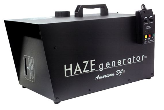 ADJ Haze Generator Heaterless Fog Machine