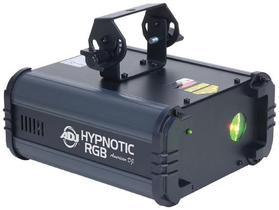 American DJ Hypnotic RGB Laser Lighting Effect