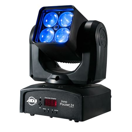 ADJ Inno Pocket Z4 Moving Head Effect Light