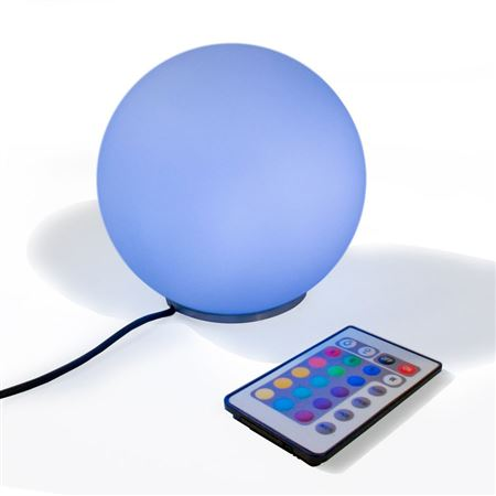 American DJ LED Color Ball Effect Light