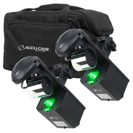ADJ Pocket Roll Pak Effect Light Package with Bag