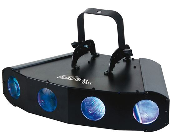 ADJ Quad Gem DMX Effect Light