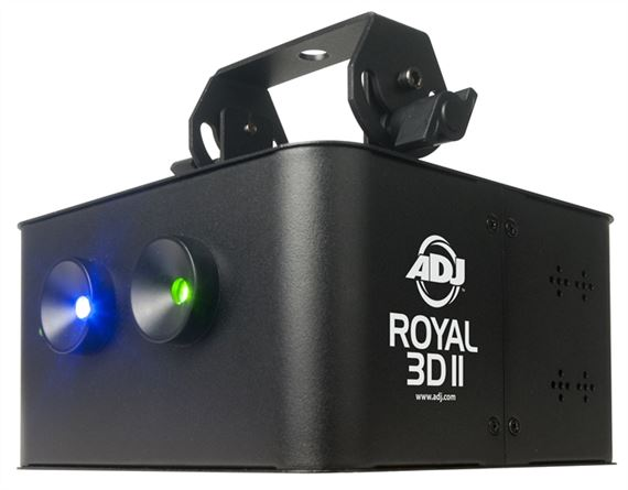ADJ ROYAL3DII LIST Product Image