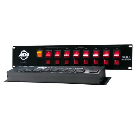 ADJ SC8 II System Lighting Controller