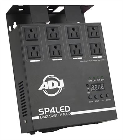ADJ SP4LED LIST Product Image