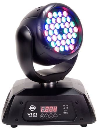 ADJ Vizi Wash LED 108 Effect Light