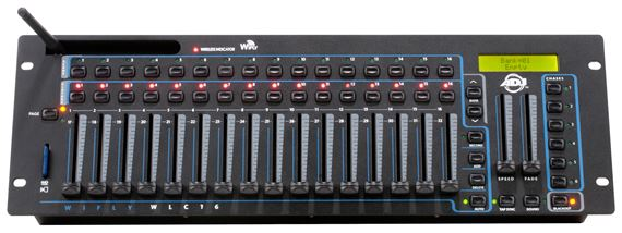 ADJ WiFly WLC16 Lighting Controller