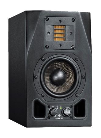 Adam Audio A3X Compact Powered 4.5in 2 Way Studio Monitor
