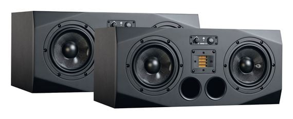 Adam Audio A77X Powered Studio Monitors - Pair