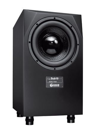 Adam Audio Sub10 Powered Studio Subwoofer