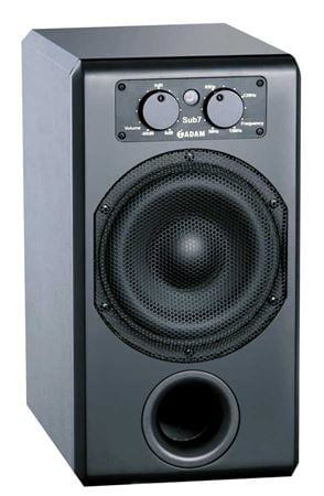 Adam Audio Sub7 Powered Studio Subwoofer