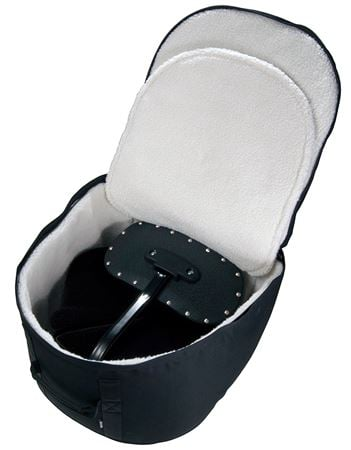 Ahead Armor AA90262 Large Drum Saddle Throne/Snare Bag 18x16x11