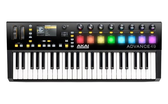 Akai Advance49 49 Key USB Controller Keyboard