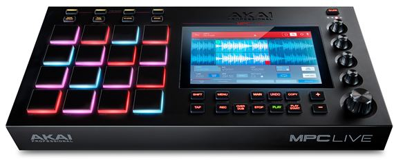 Akai MPC Live Music Production Workstation