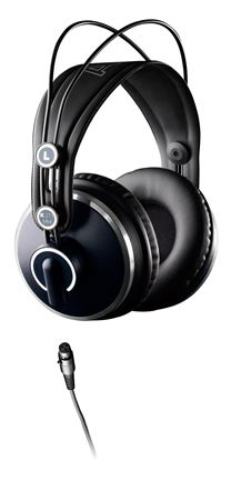 AKG K271MKII Professional On Ear Closed Back Studio Headphones