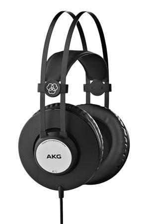 AKG K72 Closed-Back Over-Ear Dynamic Studio Headphones