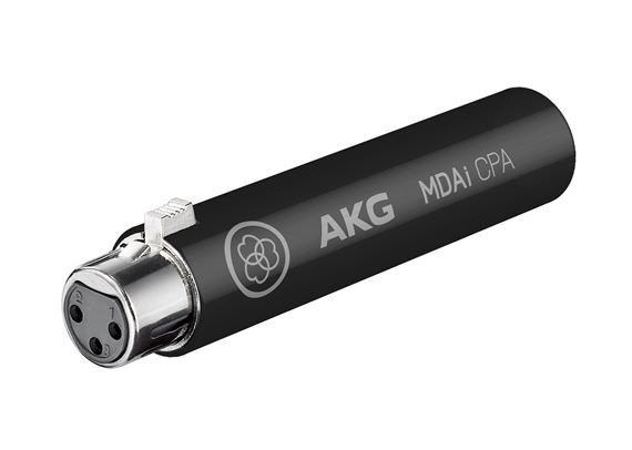 AKG MDAi CPA Dynamic Mic Adapter For Harman Connected PA/ioSYS