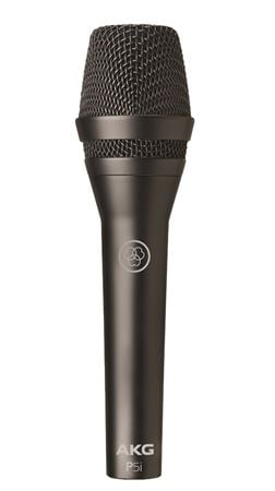 AKG P5i Connected PA Compatible Cardioid Handheld Vocal Microphone