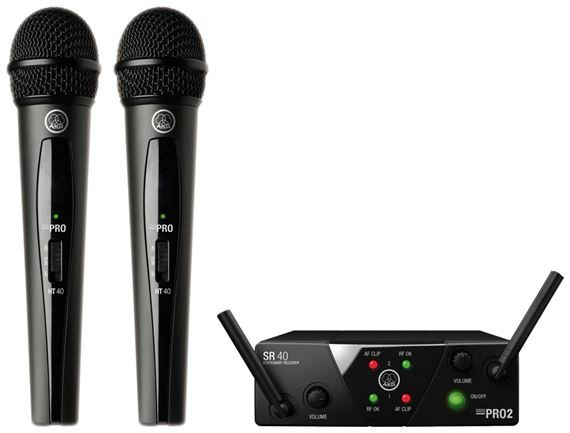 AKG WMS40MDVOCAL LIST Product Image