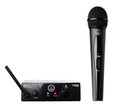 AKG WMS40 Mini Single Vocal Set Wireless System