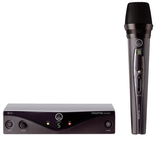 AKG WMS45 Perception Wireless Vocal Set Handheld Microphone System