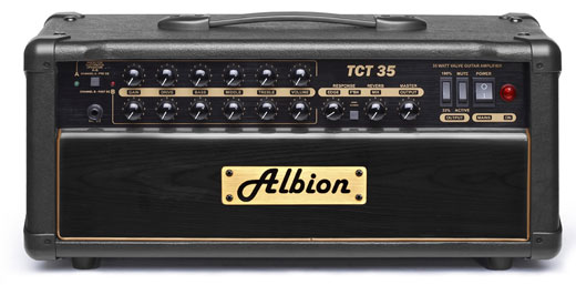 Albion TCT35H Tube Guitar Amplifier Head