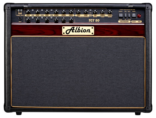 Albion TCT50C Guitar Combo Amplifier