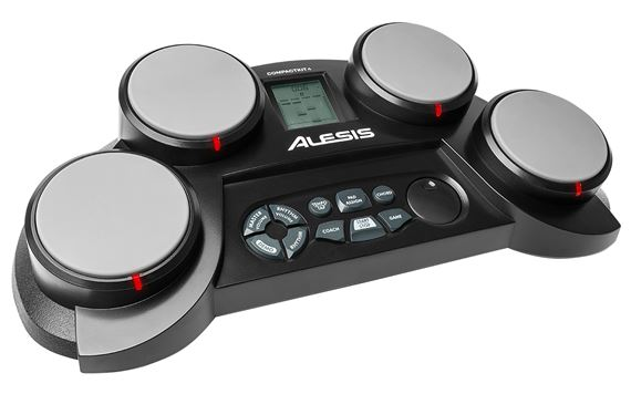Alesis CompactKit 4 Portable Tabletop Drum Kit