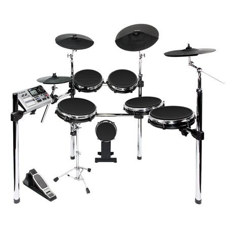 Alesis DM10 X Mesh Kit Electronic Drum Set