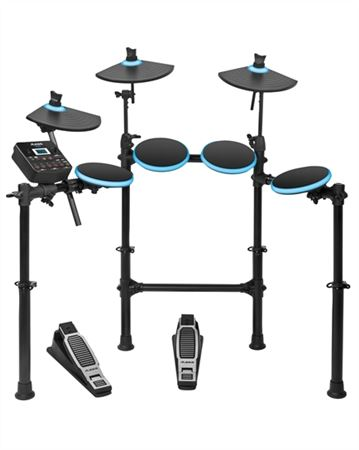 Alesis DMLiteKit Electronic Drumset With Portable Folding Rack
