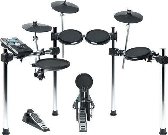 Alesis Forge Kit Eight Piece Electronic Drum Kit