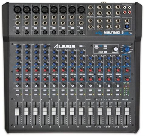 ALE MM16USBFX LIST Product Image