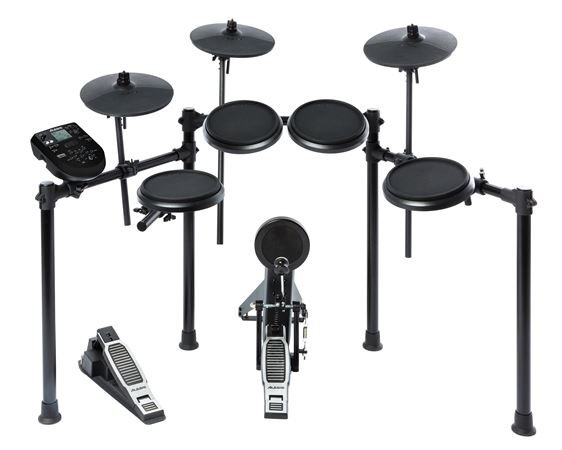 Alesis Nitro Kit Eight Piece Electronic Drum Kit