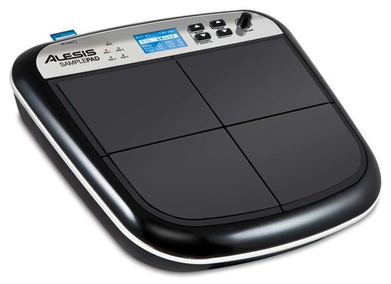Alesis SamplePad Multi Pad Sample Playback Percussion Instrument