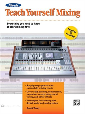 Alfred's Teach Yourself Mixing Book