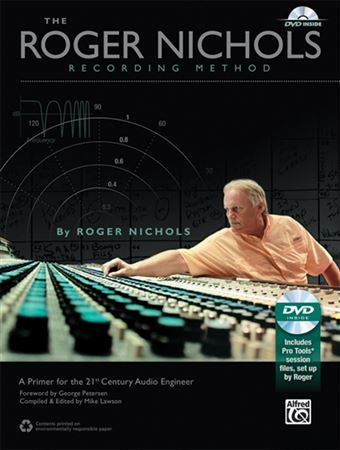 Alfred's The Roger Nichols Recording Method Book