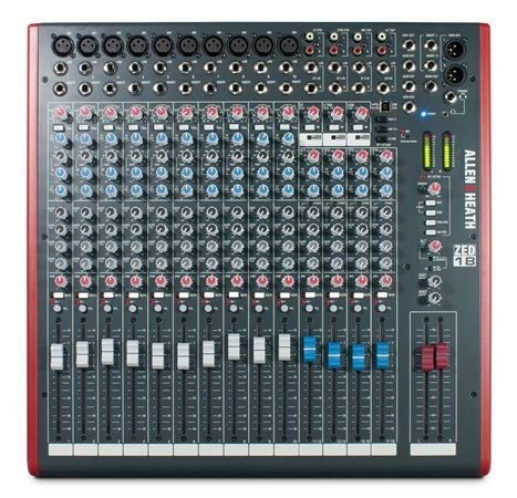 Allen & Heath ZED18 18 Channel Multipurpose USB Mixer