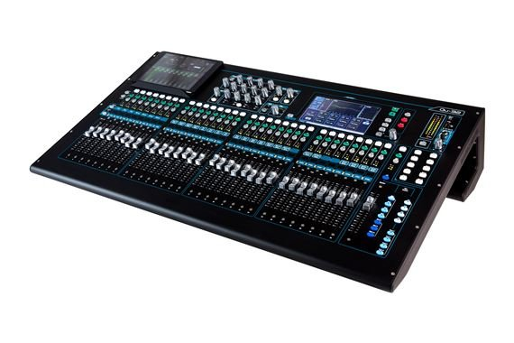 Allen And Heath QU-32C 32 Channel Digital Mixer Chrome Edition