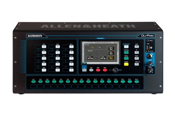 Allen and Heath QUPAC32 Rack Mount Digital Mixer